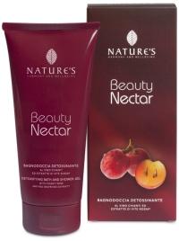 Beauty Nectar Гель для ванны и душа с экстрактом винограда Кьянти, выводящий токсины