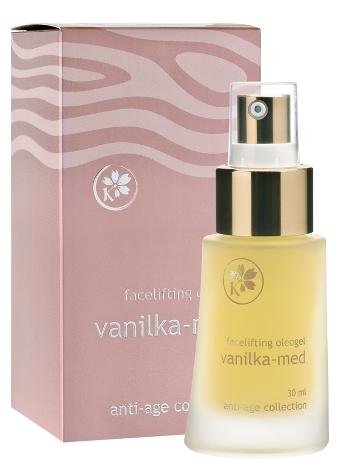 Фейслифтинговое гелевое масло Ваниль-мед