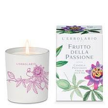 Ароматизированная свеча Пассифлора