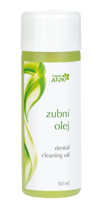 Зубное масло