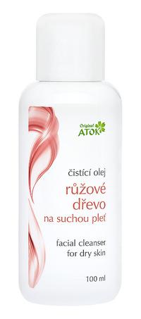 Гидрофильное масло для умывания Розовое дерево