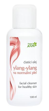 Гидрофильное масло для умывания Иланг-иланг
