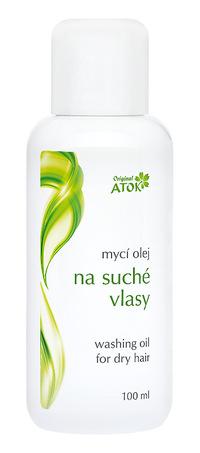 Масло для мытья сухих/нормальных волос