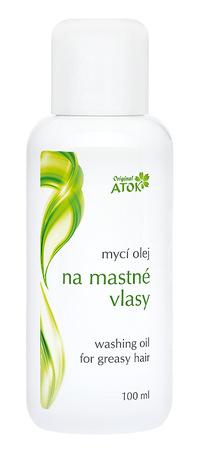 Масло для мытья жирных/нормальных волос