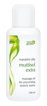 Массажное масло Муттисол Экстра