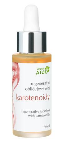 Регенерационное масло с каротиноидами