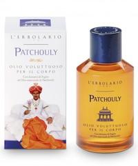 Масло для тела Пачули
