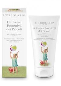 Детский защитный крем для чувствительной кожи лица и тела