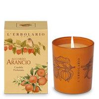 Ароматизированная свеча Апельсин