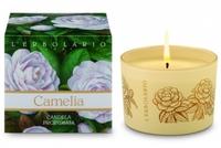 Ароматизированная свеча Камелия