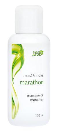 Массажное масло Маратон